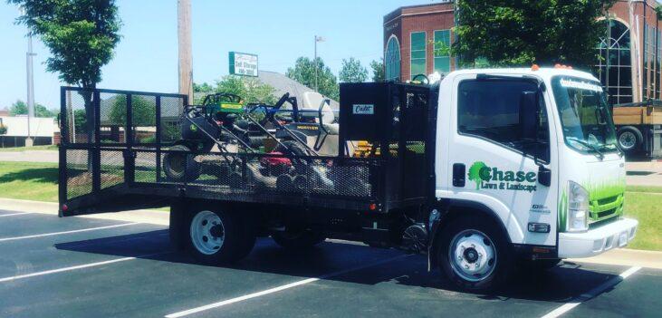 Ground Maintenance Truck